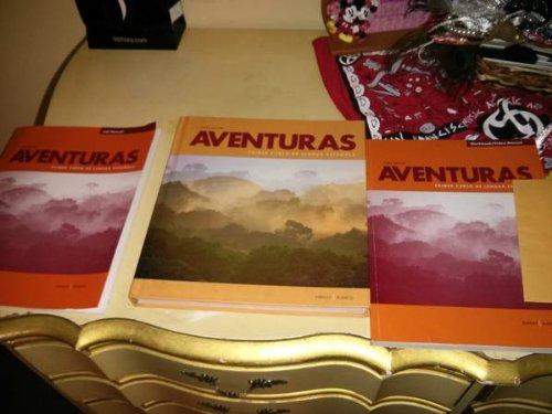 Aventuras: Primer Curso de Lengua Española, 3rd Edition