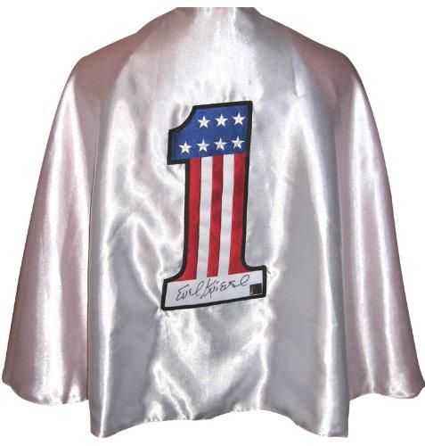 Evel Knievel Signed Full Size