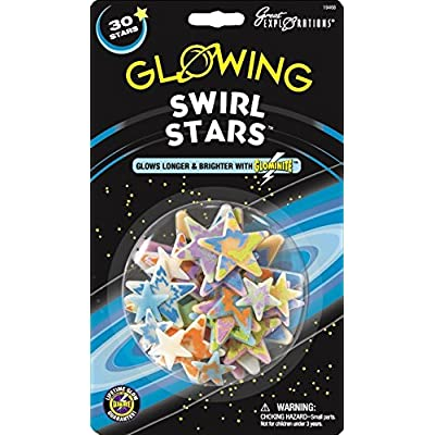 Great Explorations Swirl Stars: Arts, Crafts & Sewing