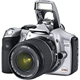 Canon EOS 6.3MP Digital Rebel Camera with 18-55mm Lens (OLD MODEL)
