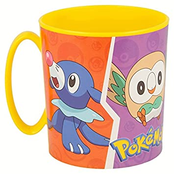 TAZA MICROONDAS 350 ML. POKEMON
