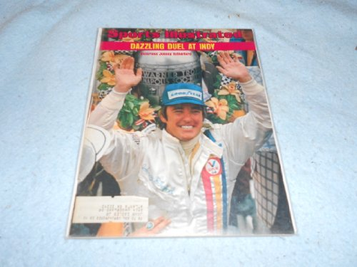 Magazine Car Indy Racing (Sports Illustrated Magazine - Dazzling Duel At Indy: Victorious Johnny Rutherford [June 3, 1974])