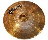 Bosphorus Cymbals N16C 16-Inch New Orleans Series Crash Cymbal