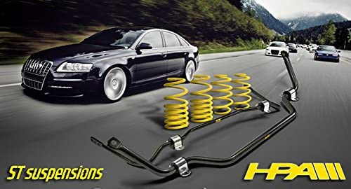 ST Suspension 52168 Front and Rear Anti-Sway Bar Set for Honda Civic Coupe and Sedan