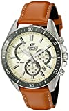 Best Casio Edifice Watches - Casio Men's 'Edifice' Quartz Stainless Steel and Leather Review