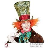 Accesorios de disfraz Sombrero de Sombrerero loco / voluminoso Cilindro de circo con Cabello