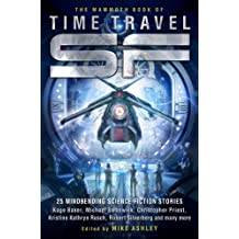 Mammoth Book Of Time Travel Sf