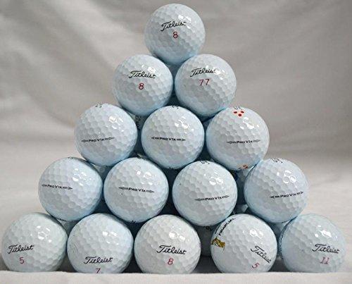 24 Titliest Pro V1X High Number Mix 4A/AAAA Golf Balls