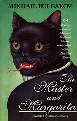 Master and Margarita Critical Essays