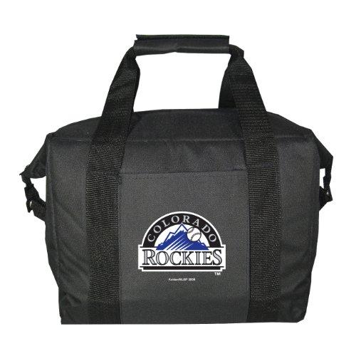 MLB Colorado Rockies Soft Sided 12-Pack Cooler Bag