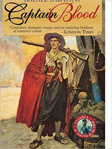 Amazon Captain Blood Classics Of Naval Fiction 9780935526455