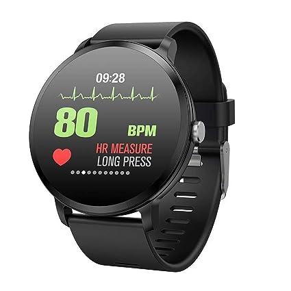 Amazon.com: Jennyfly - Reloj inteligente, Bluetooth vivo ...