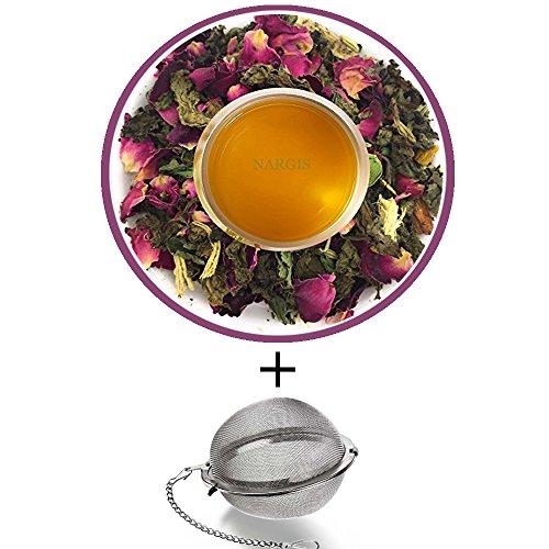 Ayurvedic Weight Loss Tea Indian Pure Herbal Organic Healthy Loose Tea Leaves( Makes 50-500 cups) Best Selling!!(FREE TEA INFUSER) By Nargis