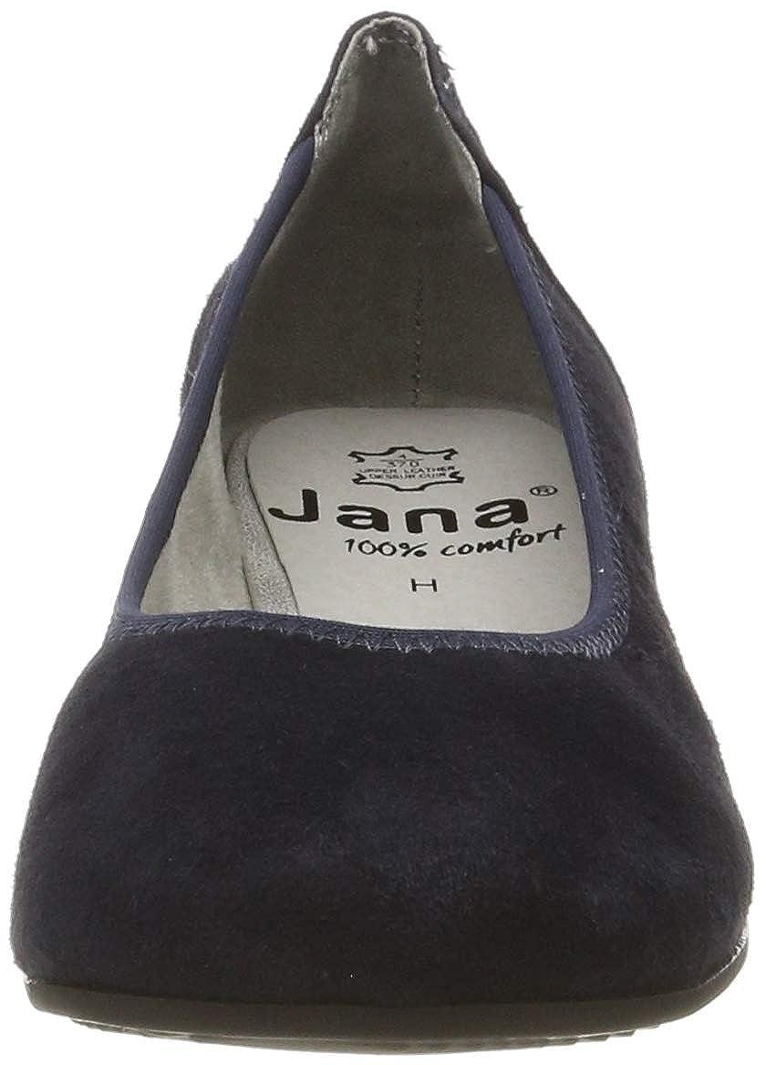 Jana 100% comfort Damen 8-8-22203-22 Pumps Pumps Pumps 9f5903