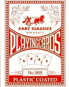 Bin Wang Nr. 988 - Juego de cartas (B.W. Global Limited) [importado de Alemania]