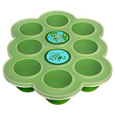 WeeSprout Baby Food Freezer Tray with Hard Plastic Lid by WeeSprout that we recomend individually.