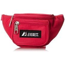 Everest Signature Waist Pack - Junior, Hot Pink, One Size