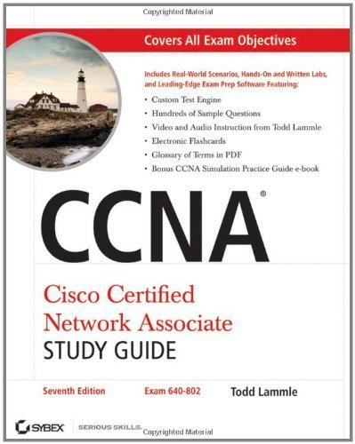 Download CCNA Cisco Certified Network Associate Study Guide, 7th Edition by unknown (7th (seventh) Edition) [Paperback(2011)] PDF