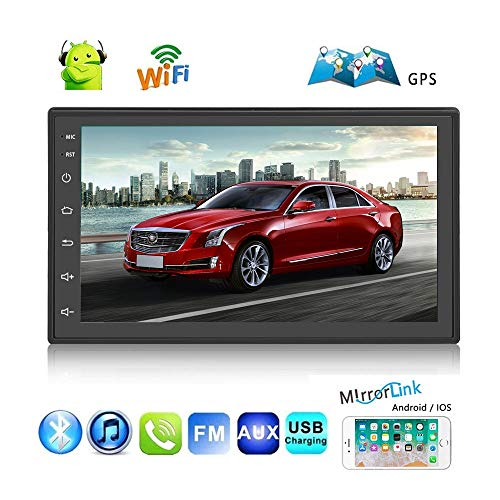 Double Din Android Car Navigation Stereo 1G/16G Car Entertainment Multimedia