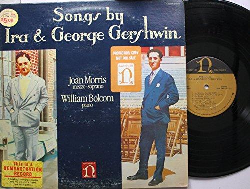 Songs By Ira & George Gershwin