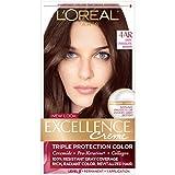 L'Oreal Paris Excellence Crème Permanent Hair Colour G15 Dark Chocolate Brown, 1 EA