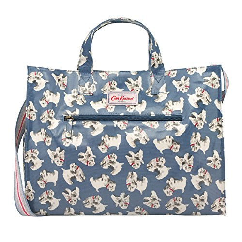 CATH KIDSTON New Autun 2016 Billie Dog Open Carryall With Strap Bag