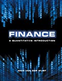 img - for Finance: A Quantitative Introduction book / textbook / text book