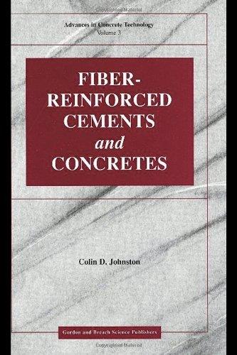 [Fiber-Reinforced Cements and Concretes (Advances in Concrete Technology)] (Reinforced Cement Concrete)