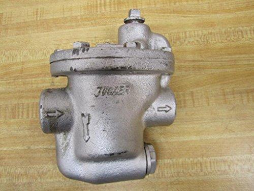 Jucker SA 8 Inverted Bucket Steam Trap - Inverted Bucket Trap Steam