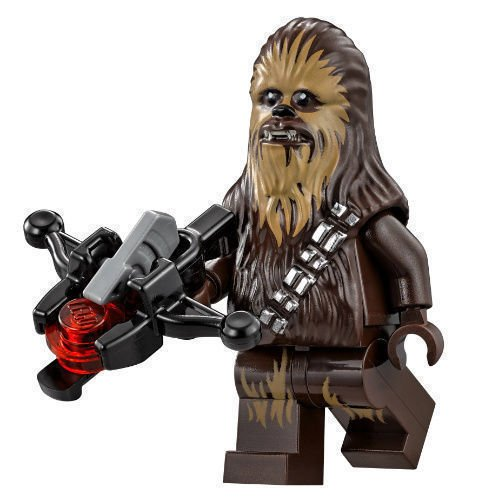 Stars Wars Chewbacca (LEGO Stars Wars Death Star Minifigure - Chewbacca with Shooter Crossbow (75159))