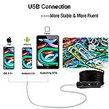CLY USB Endoscope Waterproof Borescope Type-C Snake