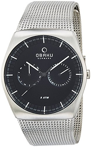 OBAKU watch Multifunction V176GMCBMC Men's [regular imported goods]