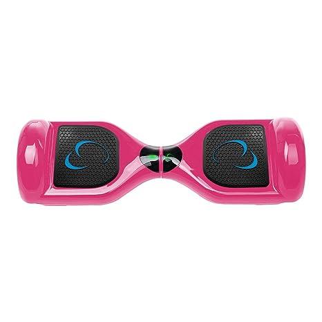 SmartGyro X1s Hoverboard eléctrico, Unisex Adulto, Rosa (Pink 074), Talla única