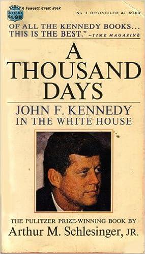 a thousand days schlesinger