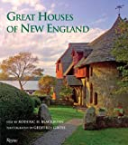 Great Houses of New England, Roderic H. Blackburn, 0789327198