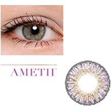 Caikedo Women Multicolor Cute Charm and Attractive Fashion Contact Lenses Cosmetic Makeup Eye Shadow - Amethyst