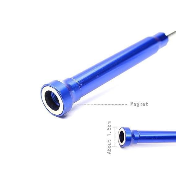 ton Argent eDealMax Bo/îte /à outils Bo/îtier m/étallique rechange Bascule Fitting mentonnet