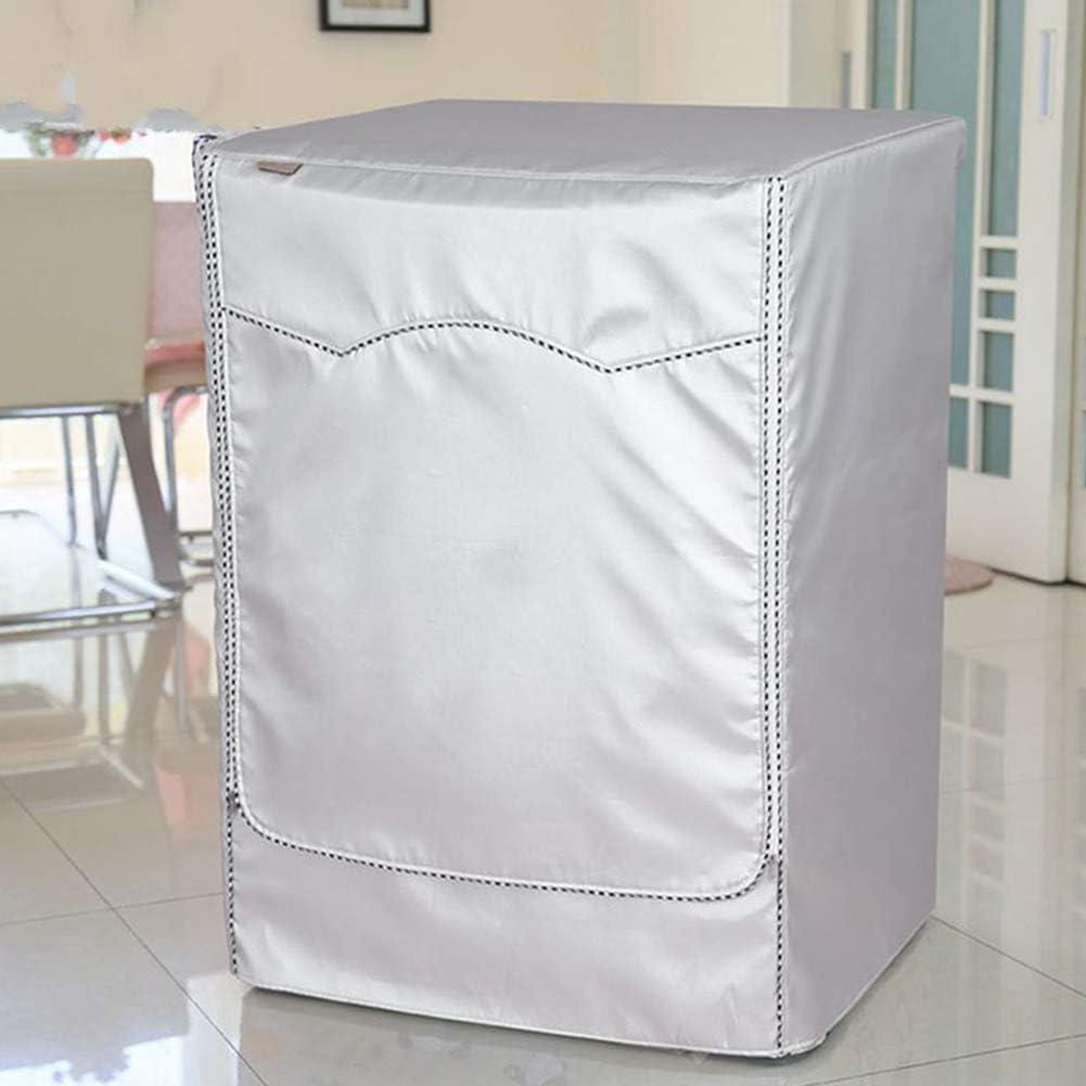 HELLOGIRL Paño Oxford Cubierta de la lavadora Protector solar ...