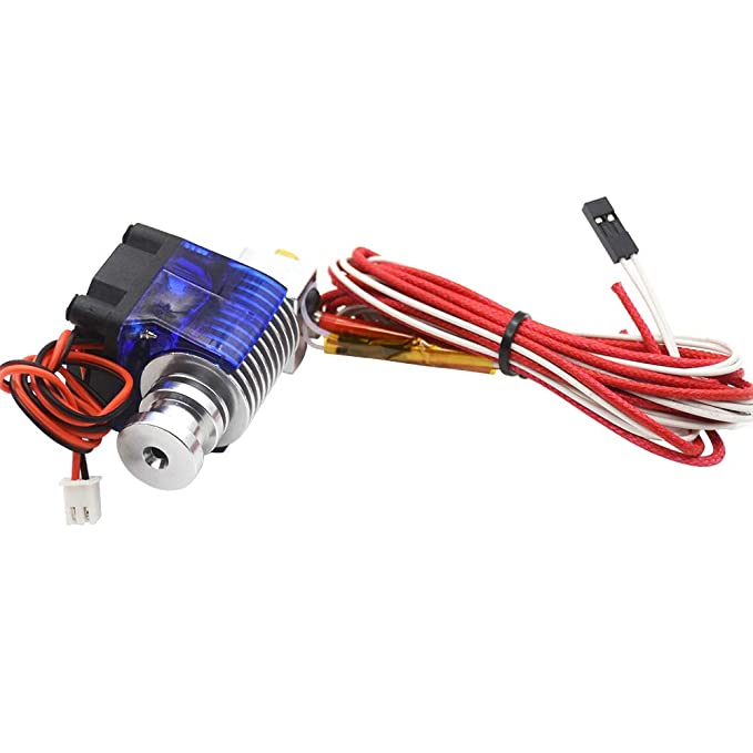 Hotend Metal J-Head V6 Hot End Extrusora Hotend para Reprap Remoto ...