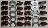 Kenlin Lot of10 Sets of Improved Commercial Style Kenlin Rite-Trak II model #168