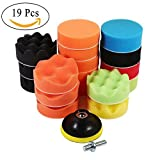 #7: Car Buffing Polishing Pad,19 Pcs 3