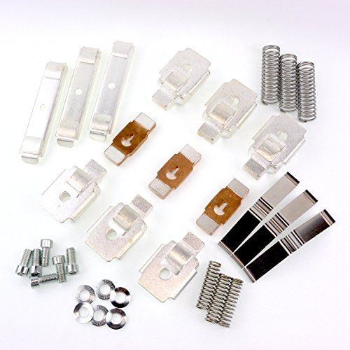 YuCo YC-CK-EH450 YuCo EHCK450-3 REPLACEMENT CONTACT KIT FOR ASEA ABB EH450 CONTACTOR