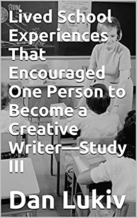 how to become a creative writer So you want to be a writer by marjorie hansen shaevitz i want to be a writer, and identifying creative writing and/or journalism as their likely future college major where this comes from i suggest that students become active in-school and out-of-school experiences.