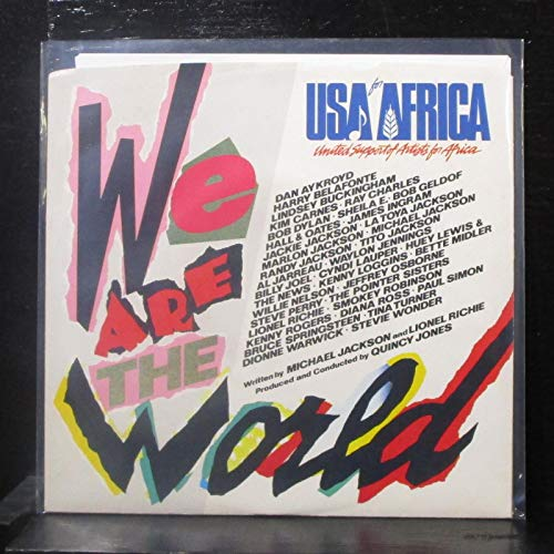 We Are The World/Grace - (7