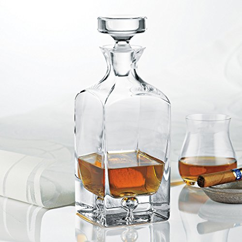 Wine Enthusiast Lexington Whiskey Decanter by Wine Enthusiast