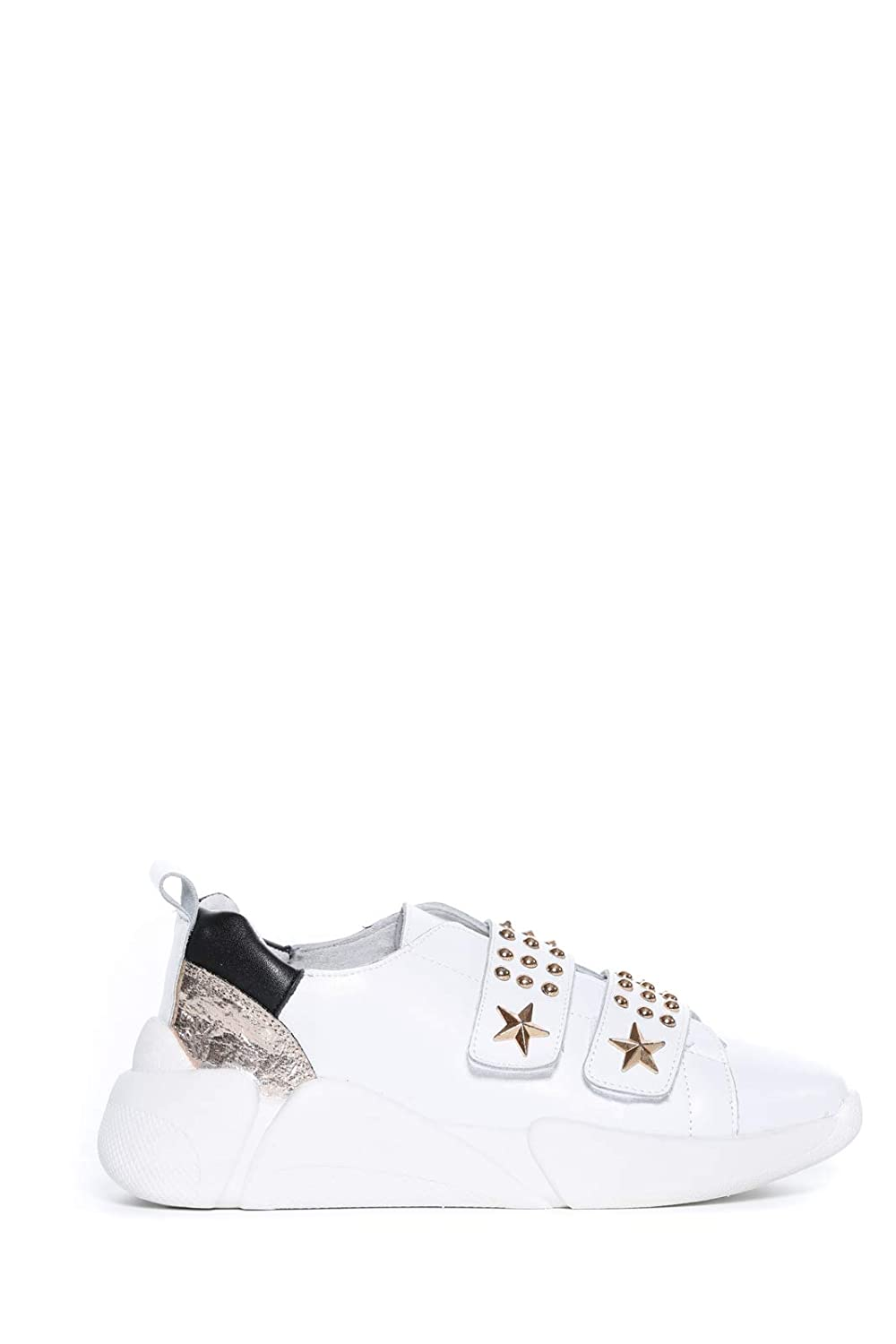 Colors of california Scarpe  Art Bianco Donna Autunno Inverno Art  SPEED05 G-WHI A18 - b3dc9f
