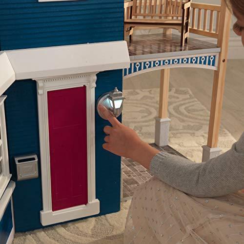 51pYf9k63xL - KidKraft So Chic Dollhouse with Furniture