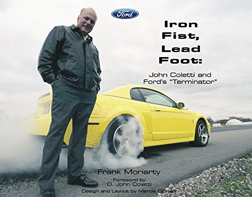2003 Terminator (Iron Fist, Lead Foot: John Coletti and Ford's
