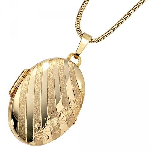 Médaillon en or jaune 333
