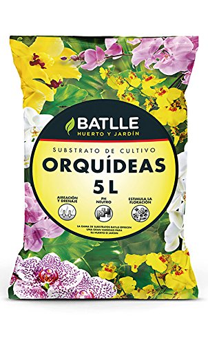 Batlle960046UNID4 Orchid Substrate 5L